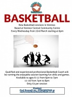 Ventnor Basketball Sessions
